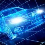 Video: Behind driverless car's wheel