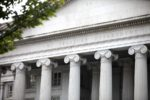 Treasury curve inverts for first time since 2007