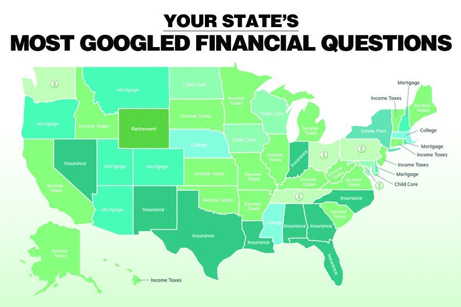 Top financial terms consumers are Googling