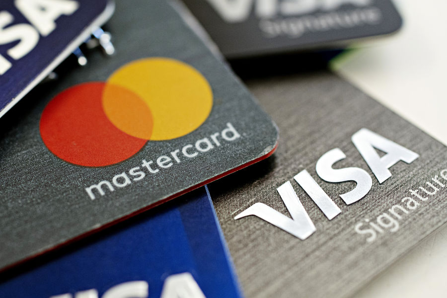 States with the highest levels of credit card debt