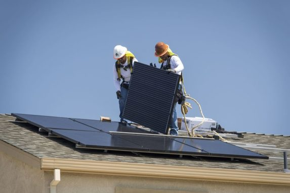 Surging demand turns solar into the hottest summer investment