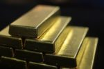 Declining Treasury yields are driving a rally in gold